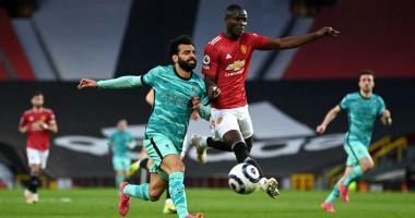Манчестер Юнайтед - Ливерпуль 2:4 видео голов и обзор матча чемпионата Англии