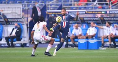 ПСЖ - Лион 0:0 (6:5 пен.): видео обзор финала Кубка французской лиги