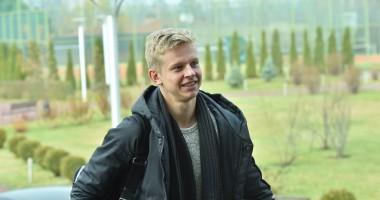 Украинский игрок Манчестер Сити отправился с командой на предсезонный тур