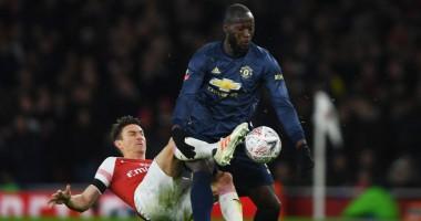 Арсенал - Манчестер Юнайтед 1:3 видео голов и обзор матча Кубка Англии