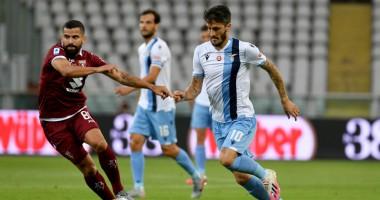 Торино - Лацио 1:2 видео голов и обзор матча Серии А