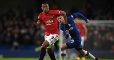 Челси - Манчестер Юнайтед 0:2 видео голов и обзор матча АПЛ