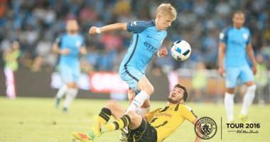 Зинченко попал в заявку Манчестер Сити на новый сезон
