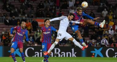 Барселона - Гранада 1:1 видео голов и обзор матча чемпионата Испании