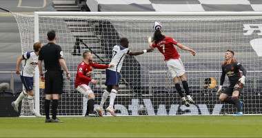 Тоттенхэм — Манчестер Юнайтед 1:3 видео голов и обзор матча чемпионата Англии