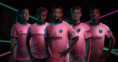 Средиземноморский пейзаж: Барселона представила третью форму на сезон 2020/21