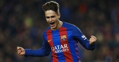 Барселона - Реал Сосьедад 5:2 Видео голов и обзор матча Кубка Испании