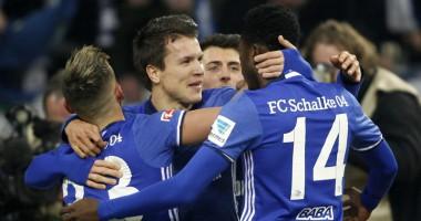 Коноплянка забил дебютный гол за Шальке в Бундеслиге