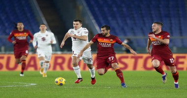 Рома - Торино 3:1 Видео голов и обзор матча