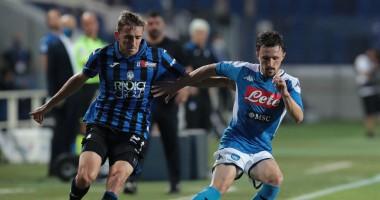 Аталанта - Наполи 2:0 видео голов и обзор матча чемпионата Италии