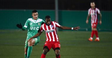Корнелья - Атлетико 1:0 видео гола и обзор матча