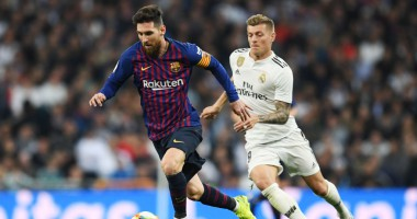 Реал - Барселона: 0:3 видео голов и обзор полуфинального матча Кубка Испании