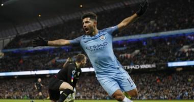 Манчестер Сити - Бернли 2:1 Видео голов и обзор матча чемпионата Англии