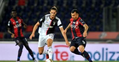 Болонья - Ювентус 0:2 видео голов и обзор матча Серии А