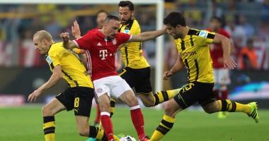 Боруссия Д - Бавария 0:2 Видео голов и обзор матча за Суперкубок Германии