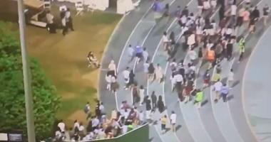 Из-за базы Реала в Лос-Анджелесе эвакуировали три квартала студентов