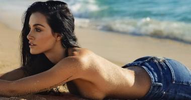 Красотка пятницы: сексуальная певица, которая затмит невесту Роналду на матчах Ювентуса