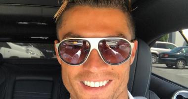 Роналду сменил прическу после победы в Лиге чемпионов