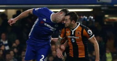 Защитник Челси ударом головой проломил череп сопернику