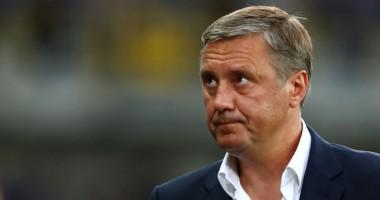 Хацкевич подписал контракт с российским клубом