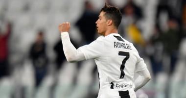 Гол Роналду в конце матча с Торино спас Ювентус от поражения