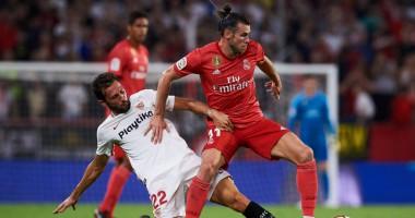 Севилья - Реал 3:0 видео голов и обзор матча чемпионата Испании