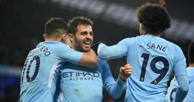 Манчестер Сити - Челси 1:0 видео гола и обзор матча