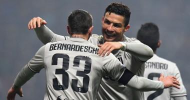 Cассуоло - Ювентус 0:3 видео голов и обзор матча чемпионата Италии
