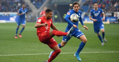 Хоффенхайм - Бавария. 0:6 видео голов и обзор матча Бундеслиги