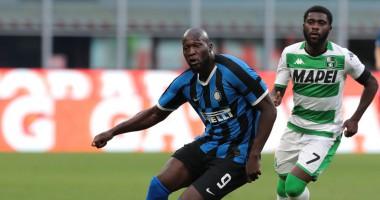 Интер - Сассуоло 3:3 видео голов и обзор матча Серии А