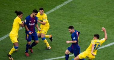 Барселона - Лас-Пальмас 3:0 видео голов и обзор матча чемпионата Испании