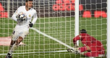 Реал - Алавес 1:2 видео голов и обзор матча