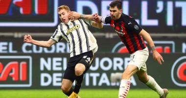 Милан - Ювентус 1:3 Видео голов и обзор матча Серии А