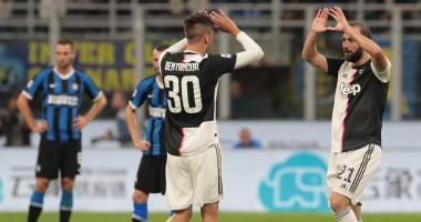Интер - Ювентус 1:2 видео голов и обзор матча чемпионата Италии