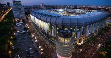 Стадион Реала переоборудуют в склад на время карантина