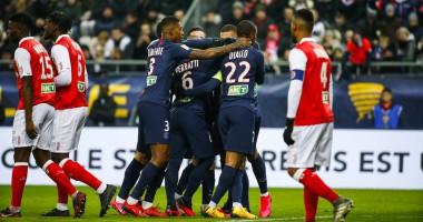 Реймс - ПСЖ 0:3 видео голов и обзор матча Кубка французской лиги