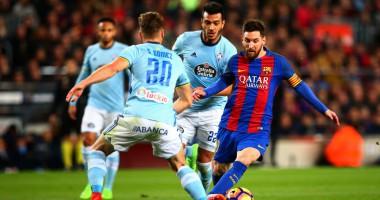 Барселона - Сельта 5:0 Видео голов и обзор матча чемпионата Испании