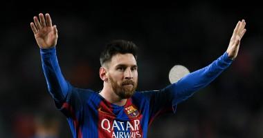 Месси продлил контракт с Барселоной
