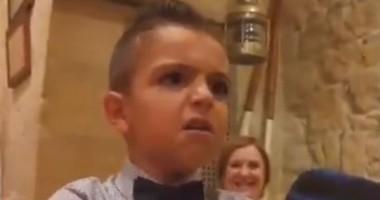 Родители разгневали маленького фаната Ювентуса