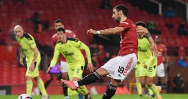 Манчестер Юнайтед - Ньюкасл 3:1 видео голов и обзор матча АПЛ