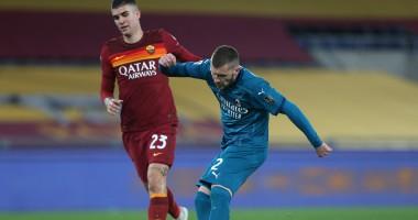 Рома — Милан 1:2 Видео голов и обзор матча чемпионата Италии