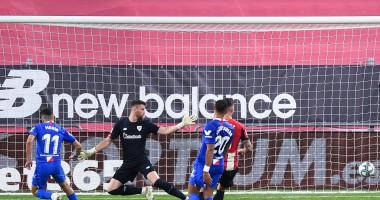 Атлетик - Севилья 1:2 видео голов и обзор матча чемпионата Испании