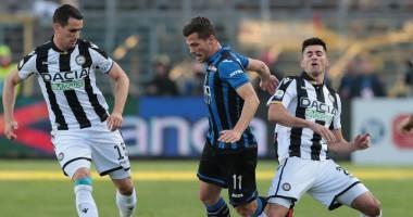 Серия А: Аталанта за счет победы вошла в зону ЛЧ, Фиорентина вновь потерпела поражение