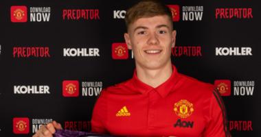 Манчестер Юнайтед объявил о подписании нового вратаря