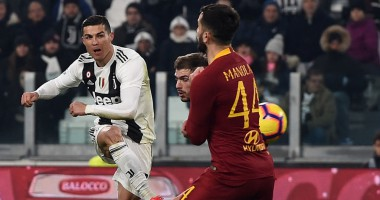 Ювентус - Рома 1:0 видео гола и обзор матча Серии А