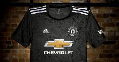 Манчестер Юнайтед презентовал выездную форму на сезон-2020/21