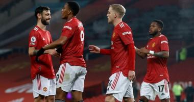 Манчестер Юнайтед - Саутгемптон 9:0 видео голов и обзор матча АПЛ