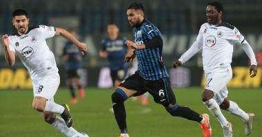 Аталанта — Специя 3:1 Видео голов и обзор матча чемпионата Италии