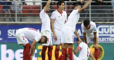 Севилья установила уникальное достижение в чемпионате Испании