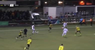 Видео невероятного гола из шестой английской лиги